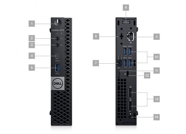 Dell Optiplex Machine